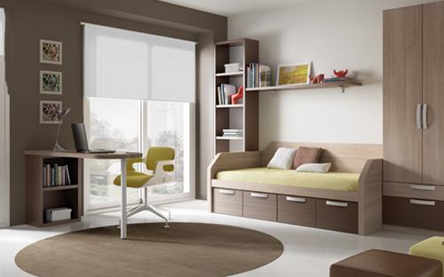 Muebles touch dormitorios juveniles for Crear muebles juveniles